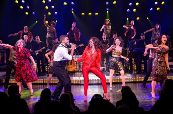 On Your Feet at Sarofim Hall at The Hobby Center