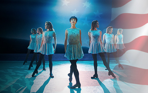 Riverdance at Sarofim Hall at The Hobby Center