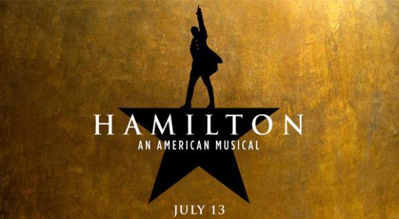 Hamilton at Sarofim Hall at The Hobby Center