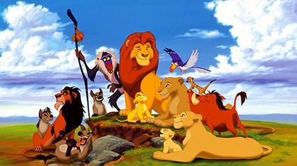 The Lion King at Sarofim Hall at The Hobby Center