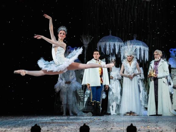 Houston Ballet: The Nutcracker at Sarofim Hall at The Hobby Center