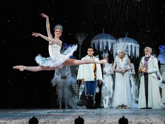 Houston Ballet: The Nutcracker at Sarofim Hall at The Hobby Center