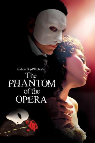 Phantom of the Opera at Sarofim Hall at The Hobby Center