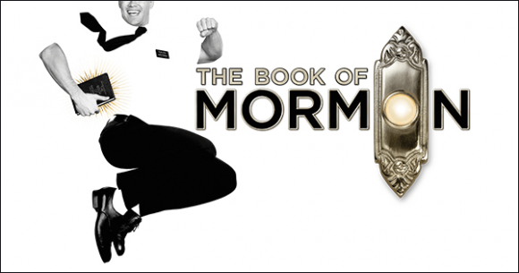 The Book Of Mormon at Sarofim Hall at The Hobby Center