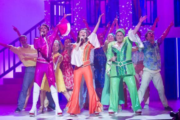 Mamma Mia! at Sarofim Hall at The Hobby Center