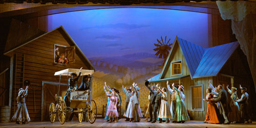 Oklahoma! at Sarofim Hall at The Hobby Center