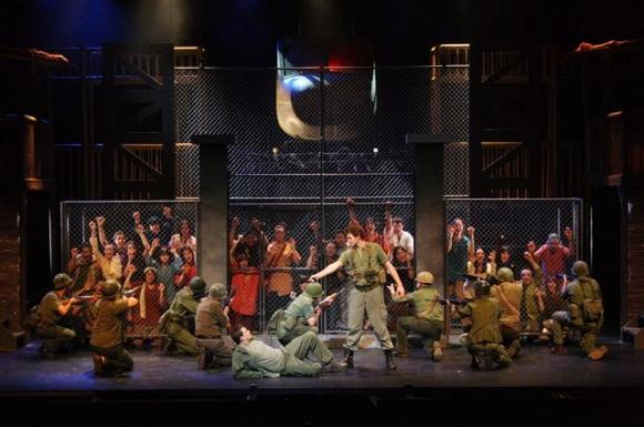 Miss Saigon at Sarofim Hall at The Hobby Center