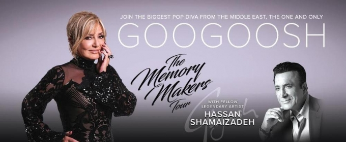 Googoosh at Sarofim Hall at The Hobby Center