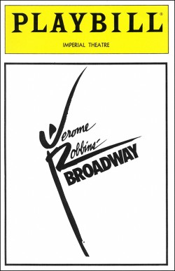 Jerome Robbins' Broadway at Sarofim Hall at The Hobby Center