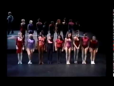 A Chorus Line at Sarofim Hall at The Hobby Center