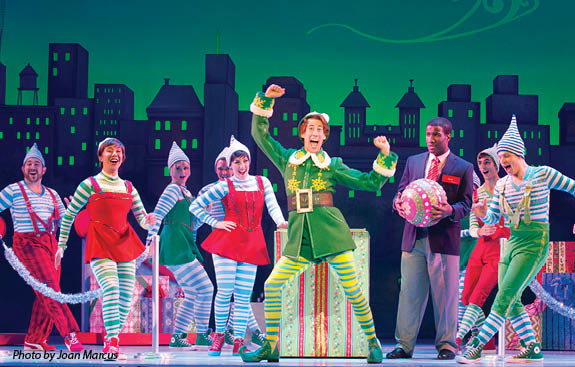 Elf - The Musical at Sarofim Hall at The Hobby Center