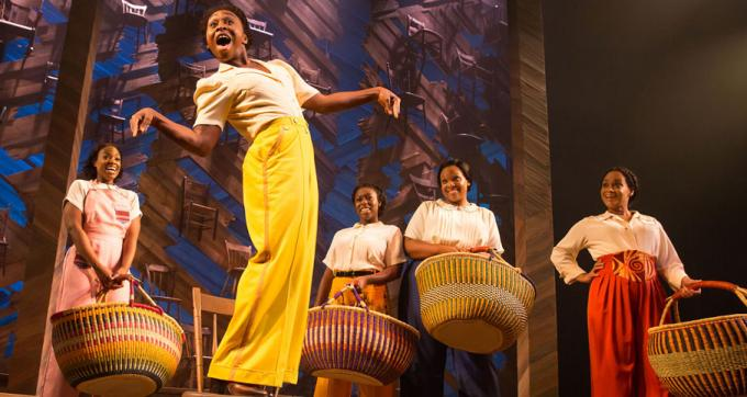 The Color Purple at Sarofim Hall at The Hobby Center