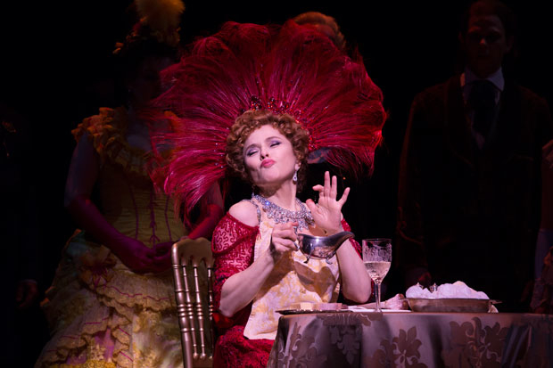 Hello, Dolly! at Sarofim Hall at The Hobby Center