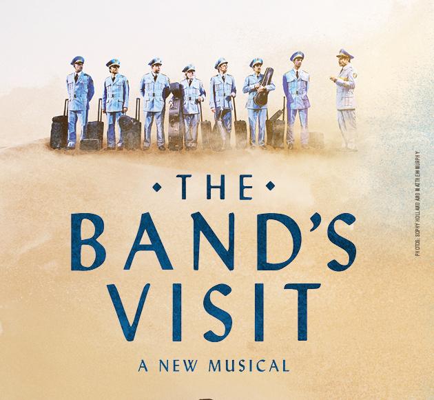 The Band's Visit at Sarofim Hall at The Hobby Center