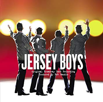 Jersey Boys at Sarofim Hall at The Hobby Center