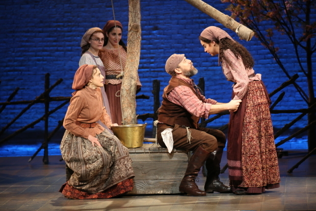 Fiddler On The Roof at Sarofim Hall at The Hobby Center