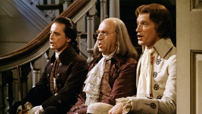 1776 - The Musical at Sarofim Hall at The Hobby Center