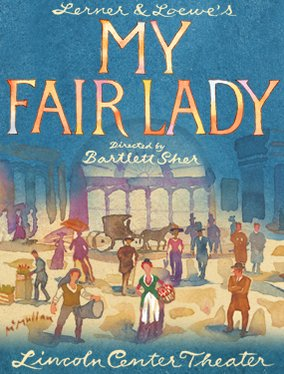 My Fair Lady at Sarofim Hall at The Hobby Center