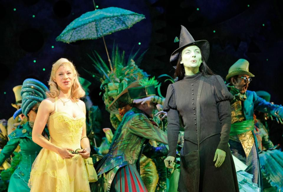 Wicked at Sarofim Hall at The Hobby Center