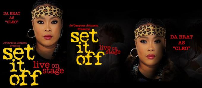 Je'Caryous Johnson's Set It Off [CANCELLED] at Sarofim Hall at The Hobby Center