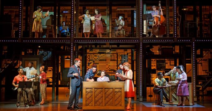 Beautiful: The Carole King Musical at Sarofim Hall at The Hobby Center