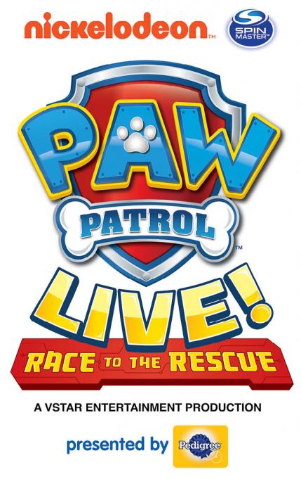 Paw Patrol Live [CANCELLED] at Sarofim Hall at The Hobby Center